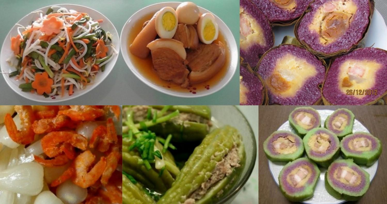 Cách làm 7 món ăn ngon phổ biến miền Nam ngon.