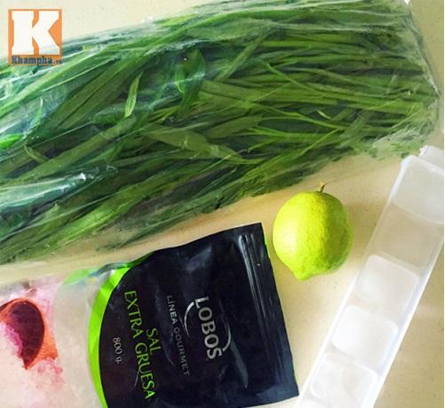 Tìm hiểu Bí quyết cách luộc rau muống ngon giòn ngọt xanh ngon mới nhất.